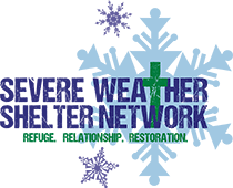 Severe Weather Shelter Network | Denver Homeless Ministry Sticky Logo